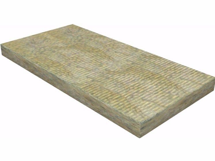 Mineral fibre Thermal insulation panel Termolan® Green 33 - TERMOLAN