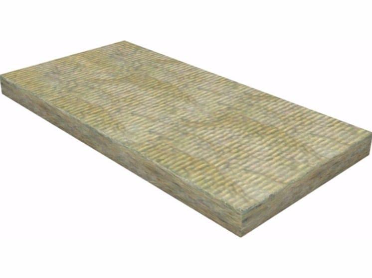 Mineral fibre Thermal insulation panel Termolan® Green 35 - TERMOLAN