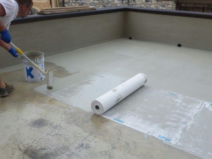 Liquid waterproofing membrane Triflex BWS - Triflex Italia