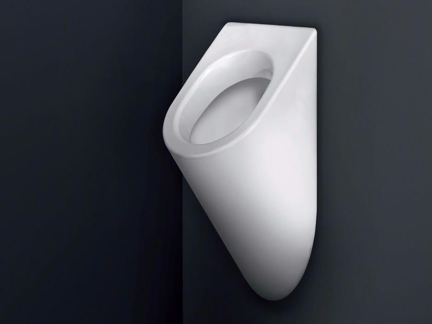 Suspended ceramic Urinal U URINAL by Nic Design
