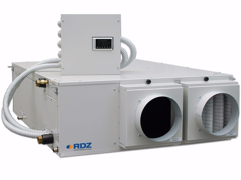 Built-in air treatment unit UAP 200-PDC by RDZ