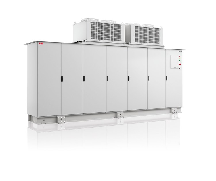 Three-phase Inverter for photovoltaic system ULTRA-1500.0-TL-OUTD by ABB