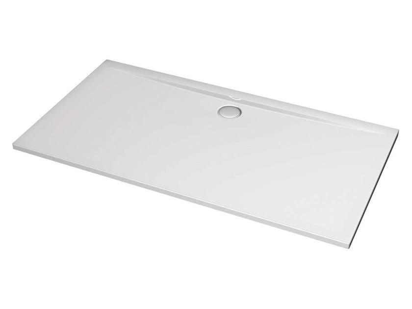 Rectangular acrylic shower tray ULTRA FLAT 170 x 80 cm - K5189 - Ideal Standard Italia