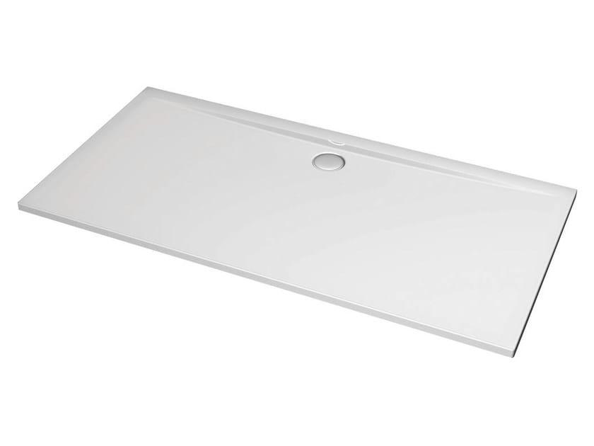Rectangular acrylic shower tray ULTRA FLAT 180 x 80 cm - K5191 by Ideal Standard