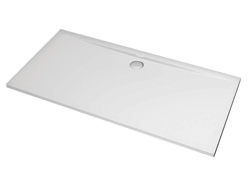 Rectangular acrylic shower tray ULTRA FLAT 180 x 90 cm - K5192 - Ideal Standard Italia