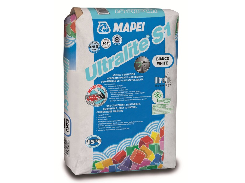 Cement-based glue ULTRALITE S1 - MAPEI
