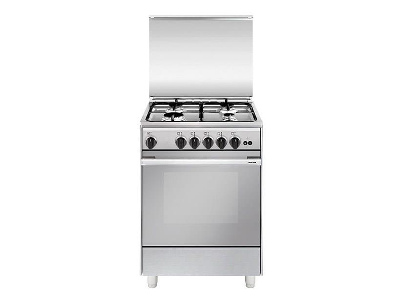 Steel cooker UN6511RI | Cooker - Glem Gas