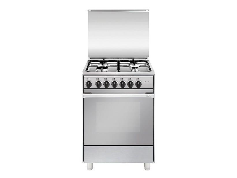 Steel cooker UN6511VI | Cooker - Glem Gas