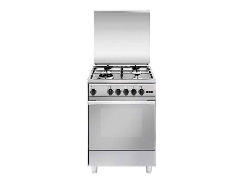 Cucina a libera installazione in acciaio un6613ri cucina a libera installazione glem gas - Cucine a gas libera installazione ...