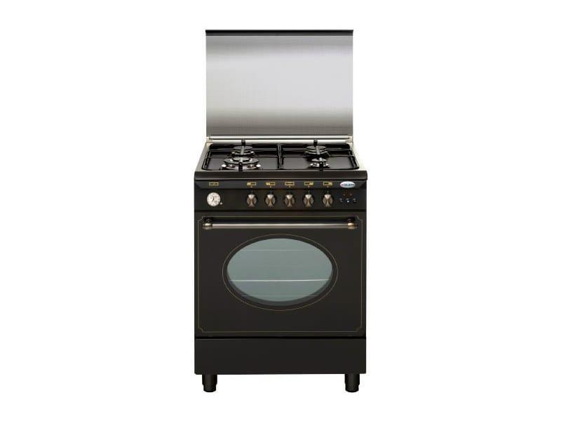 Steel cooker UN6613RR | Cooker by Glem Gas