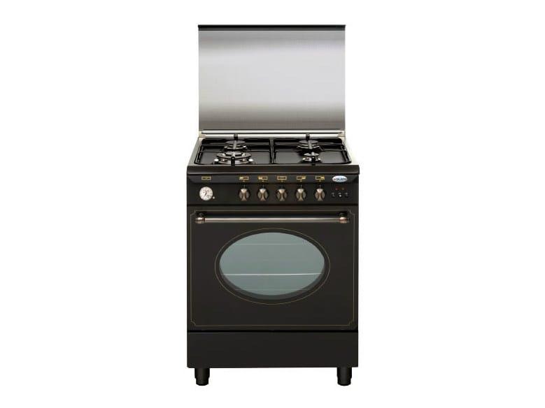 Un6613vr cucina a libera installazione by glem gas for Cucina libera installazione