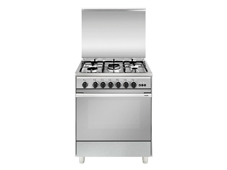 Steel cooker UN7612RI | Cooker by Glem Gas