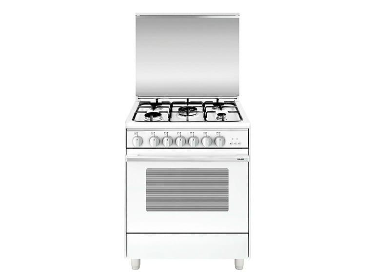 Steel cooker UN7612RX | Cooker - Glem Gas