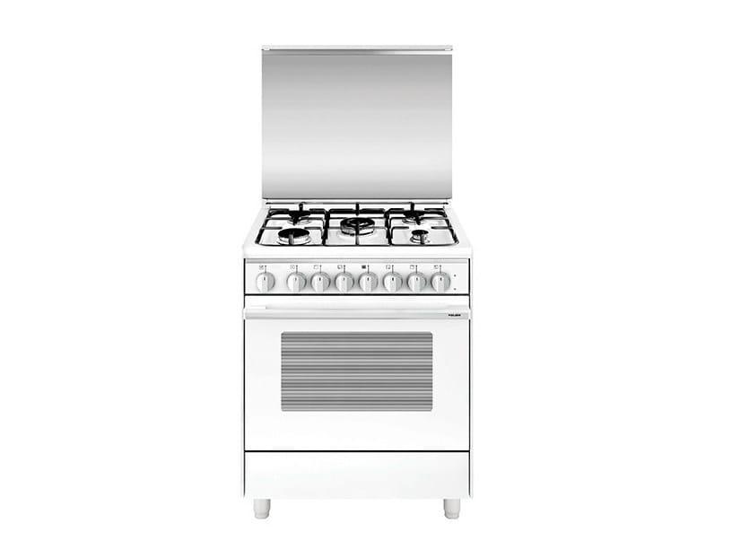 Steel cooker UN7612VX | Cooker - Glem Gas