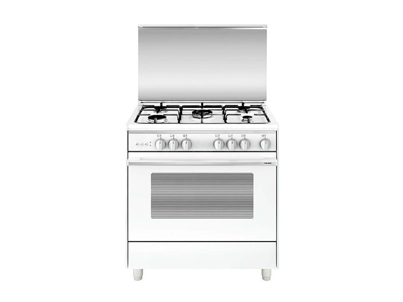 Steel cooker UN8512RX   Cooker by Glem Gas