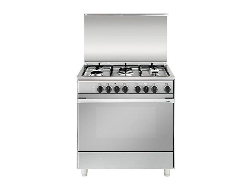 Steel cooker UN8512VI | Cooker by Glem Gas