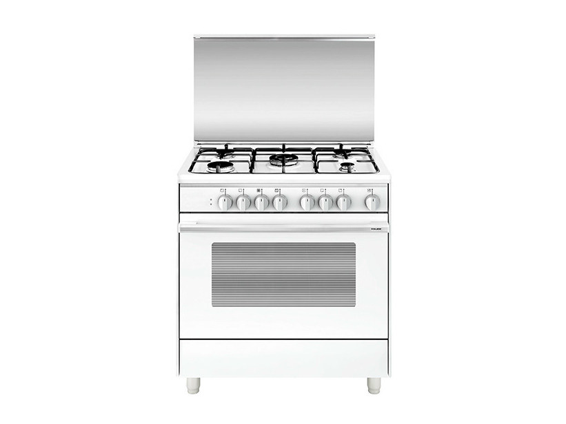 Steel cooker UN8512VX | Cooker by Glem Gas