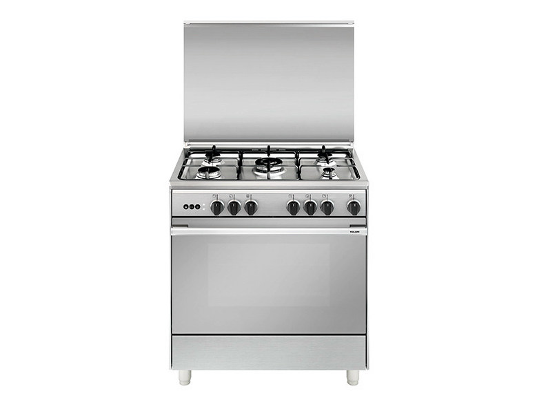 Steel cooker UN8612RI | Cooker by Glem Gas
