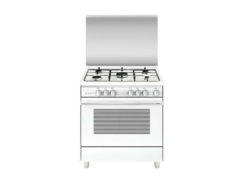 Steel cooker UN8612RX | Cooker - Glem Gas
