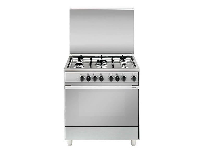Steel cooker UN8612VI | Cooker - Glem Gas