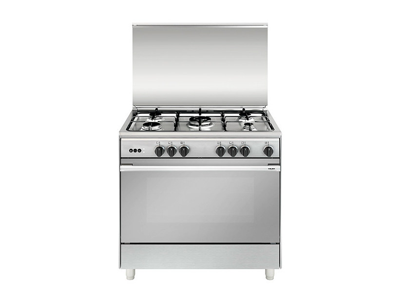 Steel cooker UN9612RI | Cooker by Glem Gas