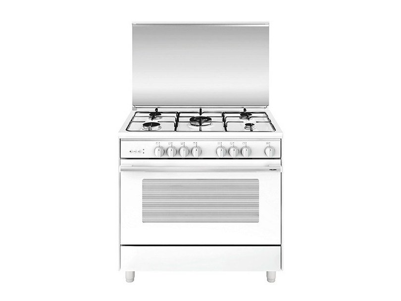 Steel cooker UN9612RX | Cooker by Glem Gas