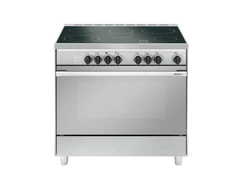 Steel cooker UN9624VI | Cooker - Glem Gas