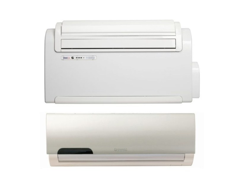 Multi-split air conditioner without external unit UNICO TWIN - OLIMPIA SPLENDID GROUP