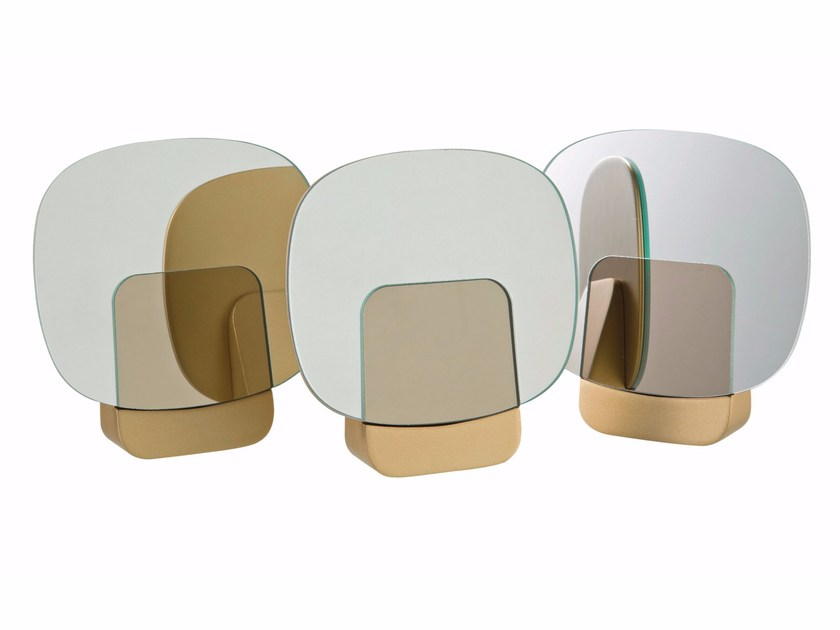 Countertop mirror UNION by ROCHE BOBOIS
