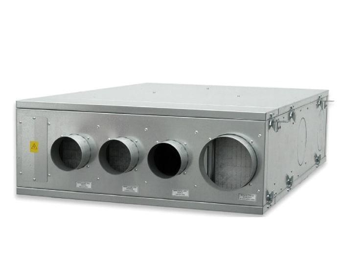 Built-in air treatment unit UNIT COMFORT UC 300-M - RDZ