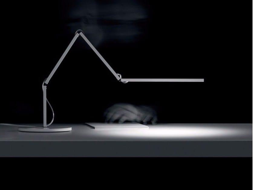 LED metal table lamp UNMETRO - DAVIDE GROPPI