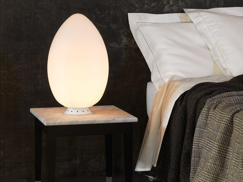 LED table lamp UOVO LED by FontanaArte