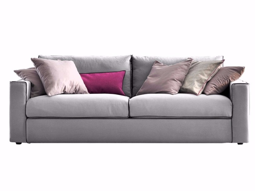 Fabric sofa bed URANIA by Chaarme