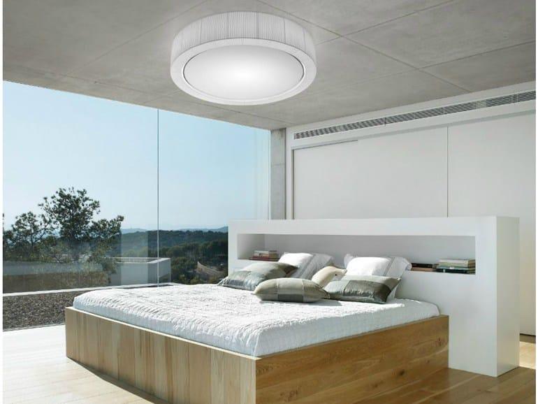 Polyester ceiling light URBAN - BOVER Il. Luminació & Mobiliario