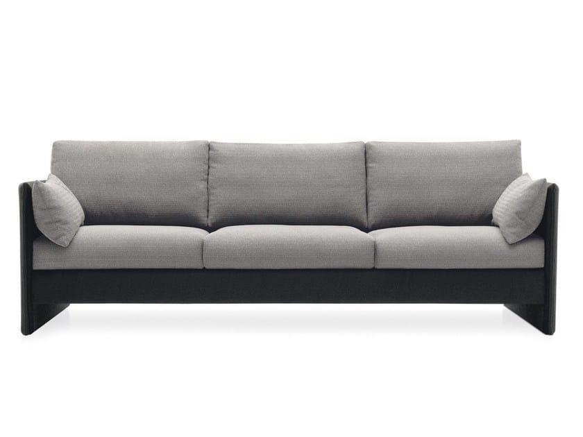 Sectional fabric sofa URBAN - Calligaris