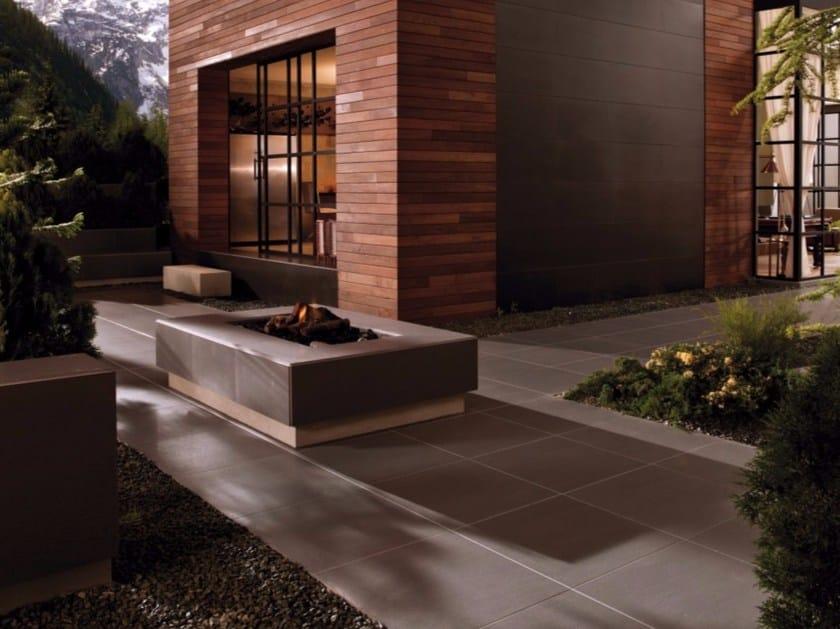 Porcelain stoneware wall/floor tiles with stone effect YAZZ - URBATEK