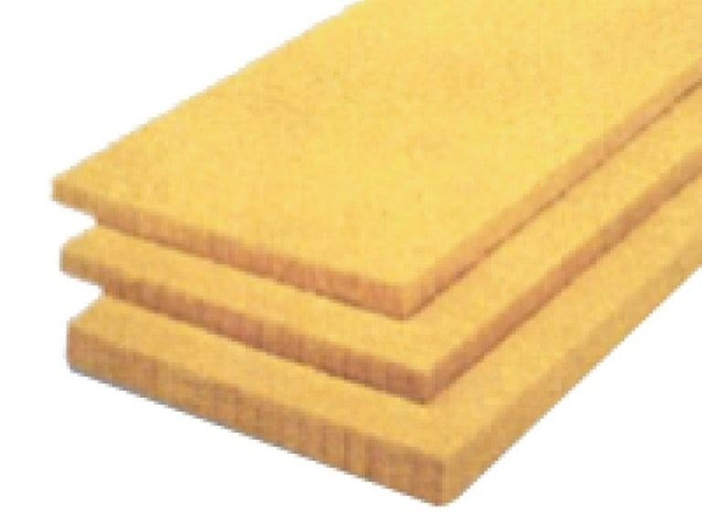 Glass wool Sound insulation and sound absorbing panel in mineral fibre URSA FDP 5/DVk - XL - URSA Italia