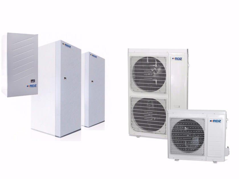 Air to water Heat pump US 06-09-12-16 - RDZ