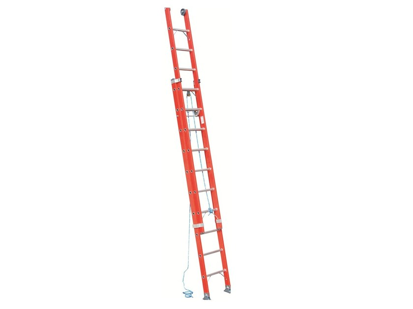 Extendable ladder V051 - Frigerio Carpenterie