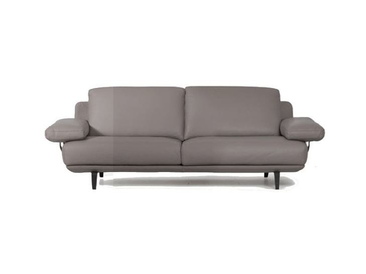 Upholstered 2 seater leather sofa V127 | 2 seater sofa - Aston Martin