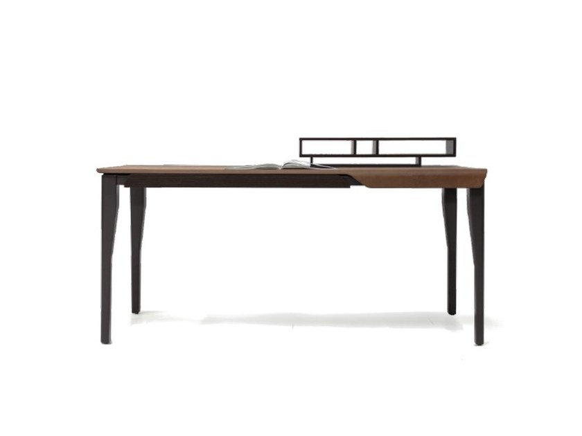 Wooden workstation desk V140 | Office desk - Aston Martin