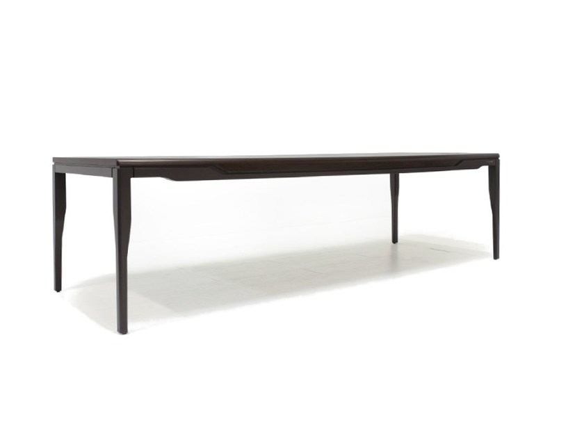 Lacquered rectangular table V141 | Table - Aston Martin by Formitalia Group