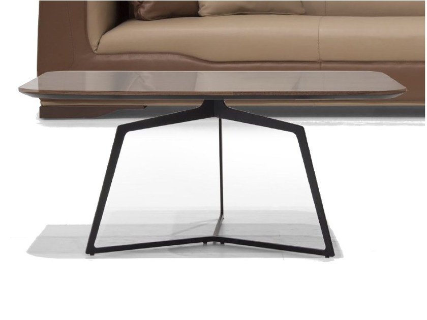 Lacquered rectangular coffee table for living room V162 | Rectangular coffee table - Aston Martin