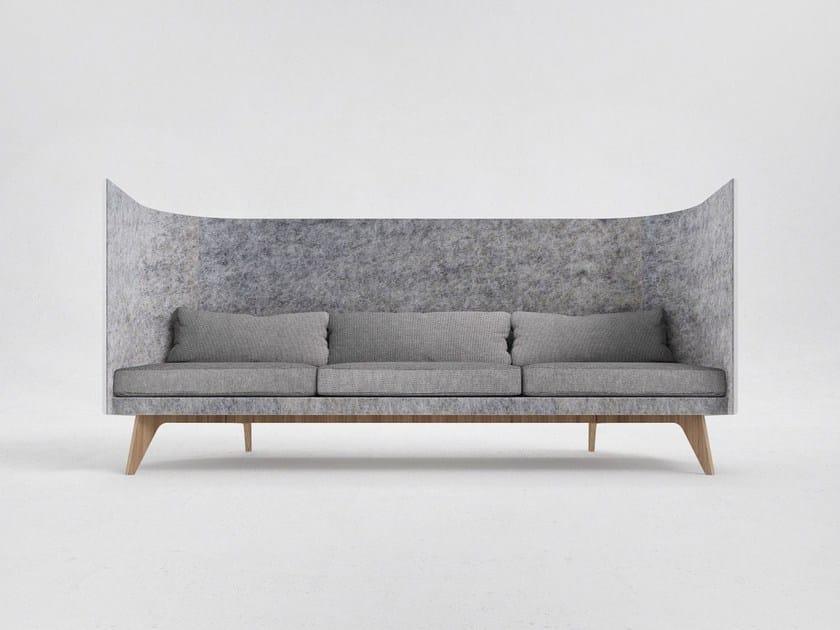 3 seater high-back sofa V3 - ODESD2