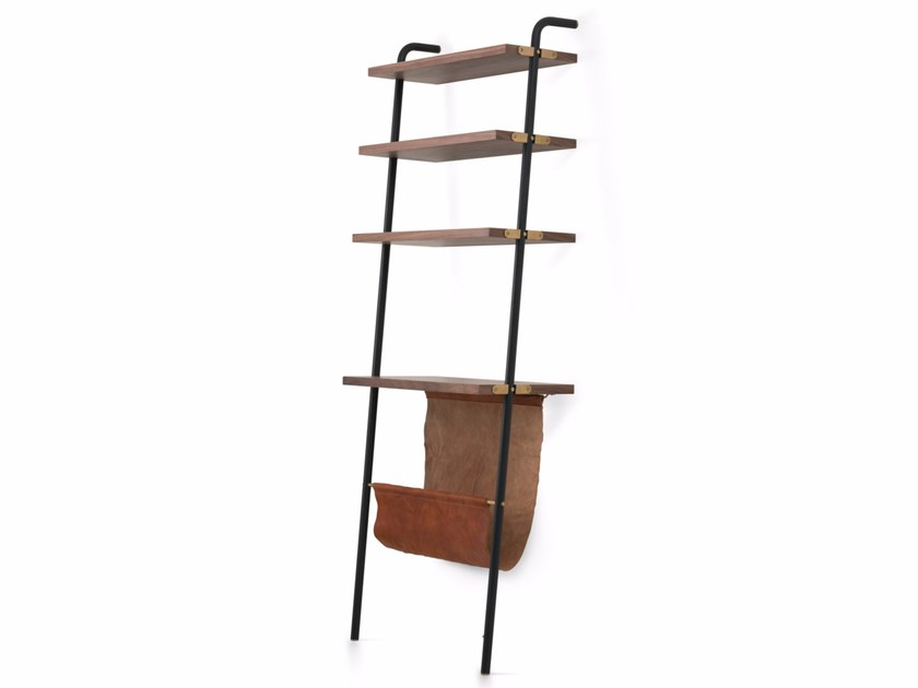 Display shelves DISPLAY SHELVES & MAGAZINE RACK - STELLAR WORKS