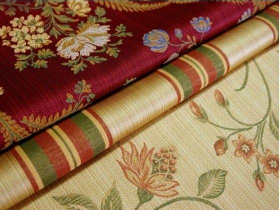 Fire retardant washable fabric VARENNA - FRIGERIO MILANO DESIGN