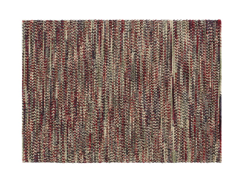 Rectangular wool rug VARESE - GAN By Gandia Blasco
