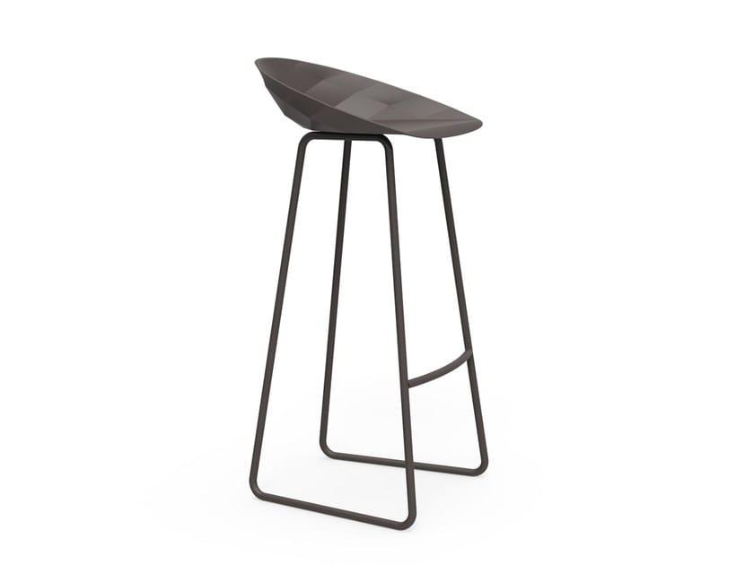 Sled base garden stool VASES   Garden stool - VONDOM