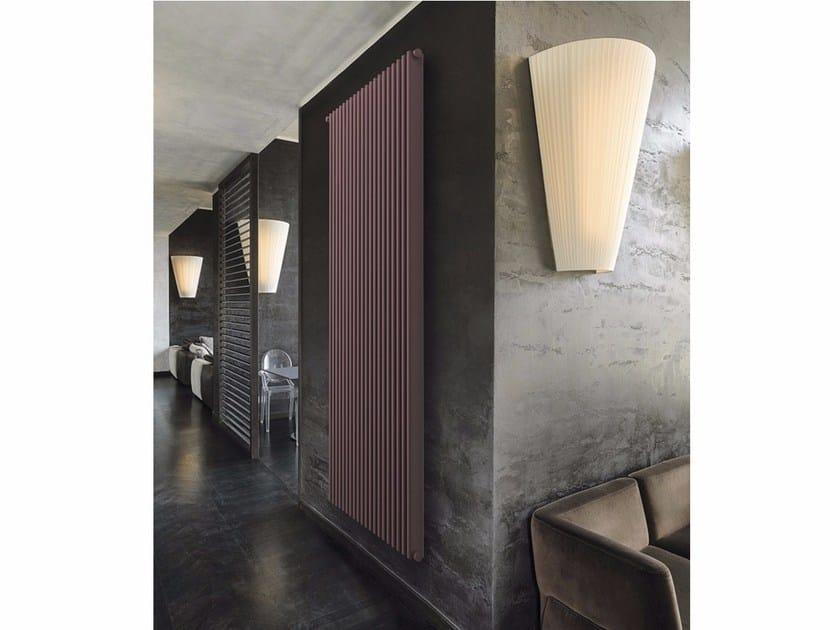 Extruded aluminium decorative radiator VEGA 2T - K8 Radiatori