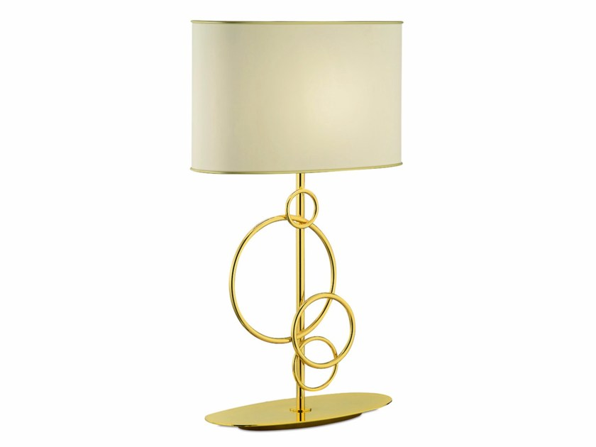 Brass table lamp VENDOME MEDIUM by MARIONI